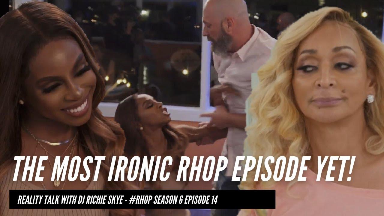 Download CANDIACE & MIA: LETTUCE Continue!  ASHLEY Calls OUT CANDIACE! RHOP Season 6 Episode 14