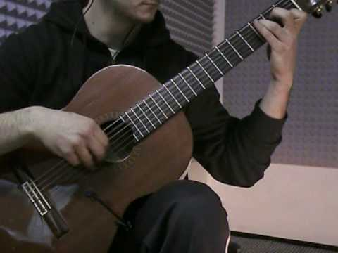 A time for us Romeo & Juliet  Nino Rota  classical guitar