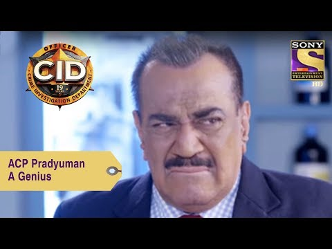 Your Favorite Character |  ACP Pradyuman, A Genius | CID