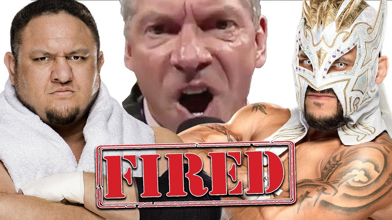 OLA DE DESPIDOS EN WWE 2021