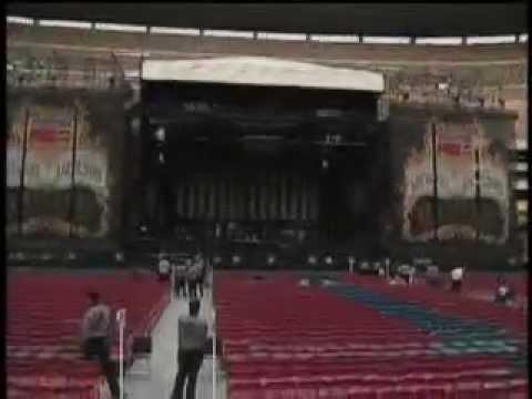 Michael Jackson - Dangerous World Tour At Mexico 1993 Part 2/6
