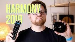 Logitech Harmony Elite 2019 Test