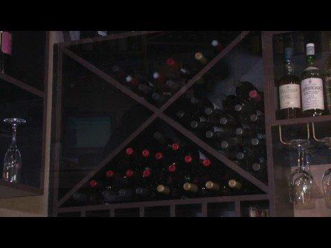 Wine Information : Proper Wine Storage