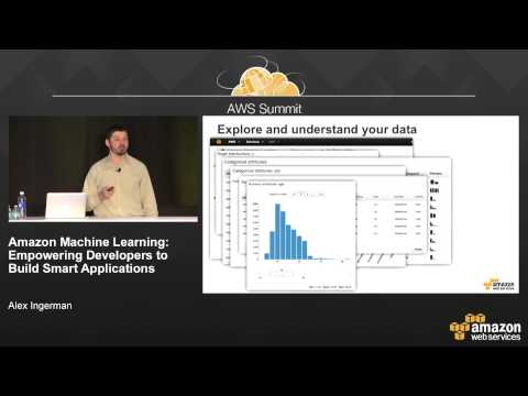 Amazon Machine Learning: Empowering Developers to Build Smart Applications