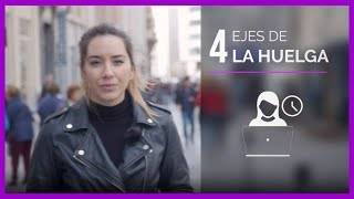 HUELGA FEMINISTA explicada en cuatro minutos | Explainer