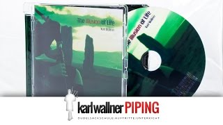 My Beginnings on the Great Highland Bagpipes recorded on CD