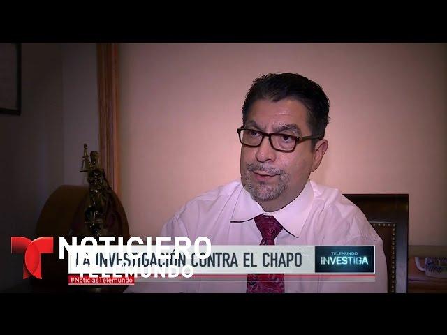 Exclusivas de Telemundo en caso Chapo Guzmán   Noticiero   Noticias Telemundo
