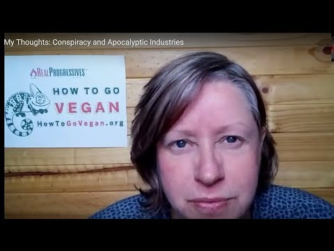 My Thoughts: Conspiracy and Apocalyptic Industries