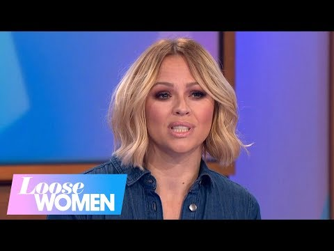 Ex-Girls Aloud Star Kimberley Walsh On Nadine's Im A Celeb Experience So Far | Loose Women