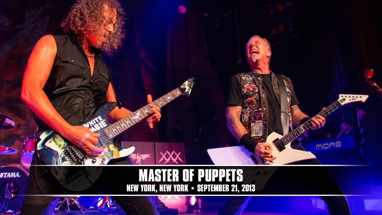 Metallica: Master of Puppets (MetOnTour - Apollo Theater, NYC - 2013)