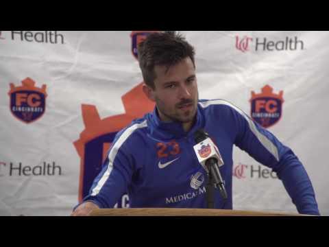 FC Cincinnati vs FC Montreal Press Conference