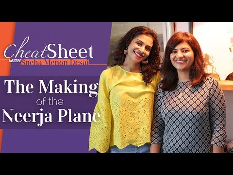 The Making Of The Neerja Plane | Production Design | Cheat Sheet