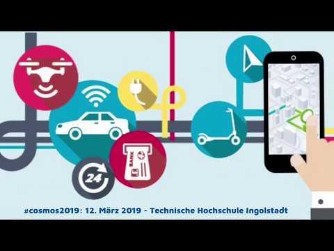 #cosmos2019: Conference on Smart Mobility Services   Bayern Innovativ   #innovationleben