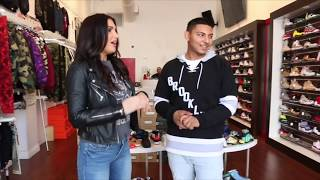 Molly Qerim goes shoe shopping in Los Angeles before NBA All-Star Game | ESPN