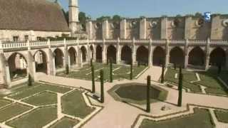 La visite de L'abbaye de Royaumont dans le Val d'Oise   France 3 Paris Ile de Franc