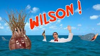 qu hay dentro de wilson nafrago o una pelota de voleibol