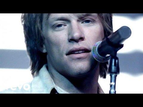 Bon Jovi - Say It Isn't So:歌詞+中文翻譯