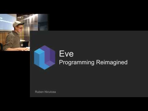 Eve: Programming Reimagined
