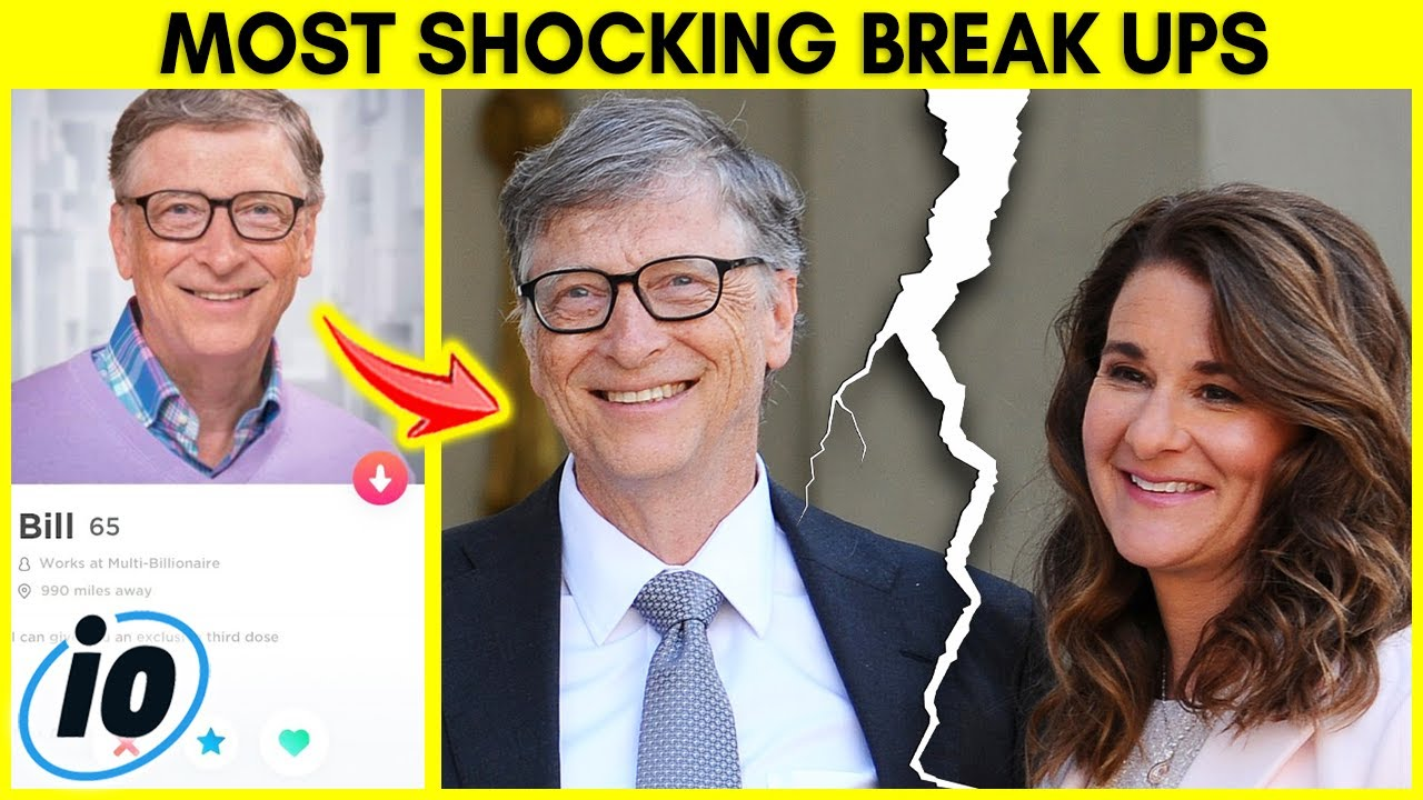 Celebrities You Didn't Know Are In Open Marriages & Biggest Break Ups   Marathon