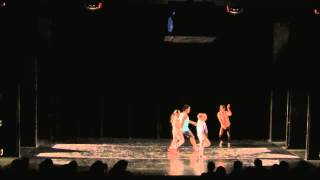 "Triple 8 Dance Company - Flashback: ""Bathroom Break"" - Liyan Zhao"
