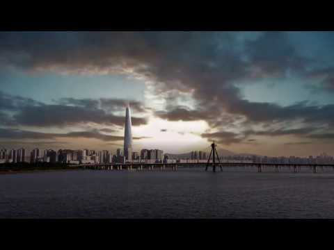 Lotte World Tower video (2)