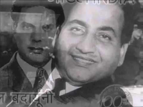 aaj gulshan mein nahin ghar me bahaar aai hai..Rafi_Shakeel_S D Burman..a tribute