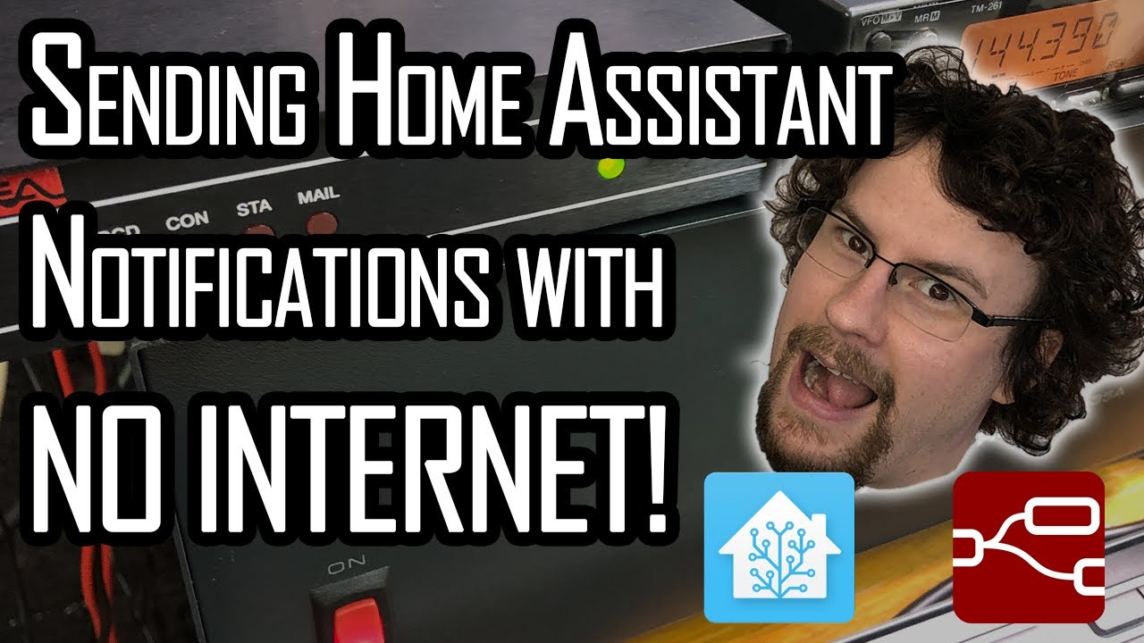 Download Sending Home Assistant notifications via radio instead of the internet using APRS!