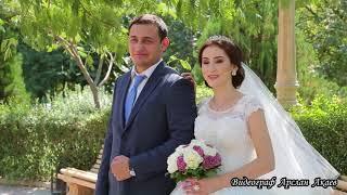 Свадьба в Дагестане. Красивый Танец жениха и невесты.