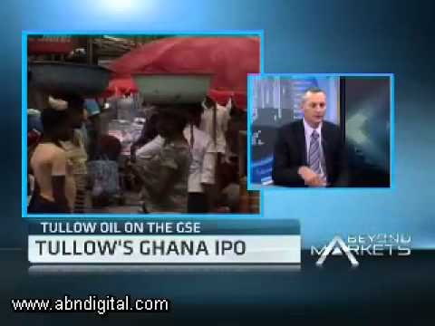 Tullow Oil Launches IPO on Ghana Stock Exchange