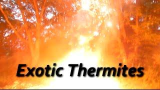 Exotic Thermites