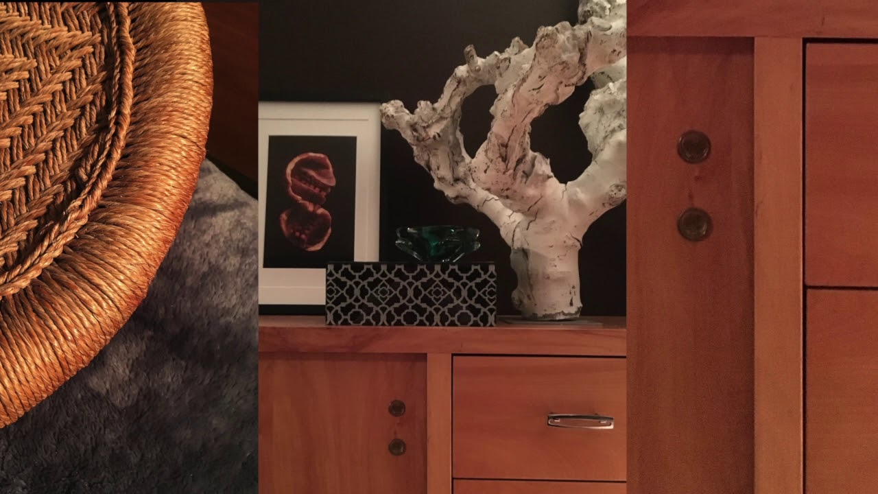 MY HOME OUR CITY Episode #1. Robert redecorates a living room locally,  budget & eco-friendly.