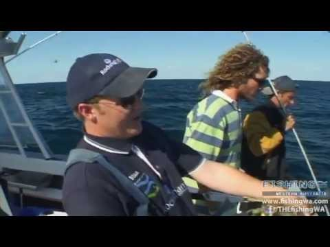 From The Fishing WA Archives Episode 4 - Coral Bay