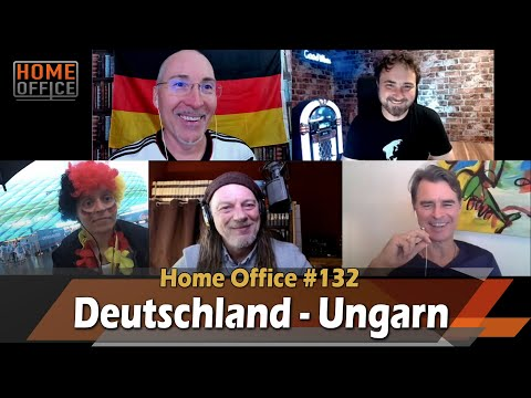 Home Office # 132 (EM Spezial mit Thomas Berthold) - Sendung vom 23. Juni