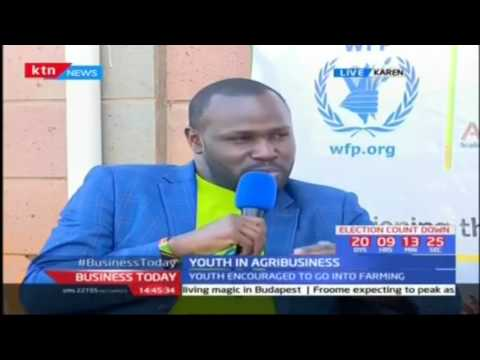 Business today: Youth in Agribusiness conference