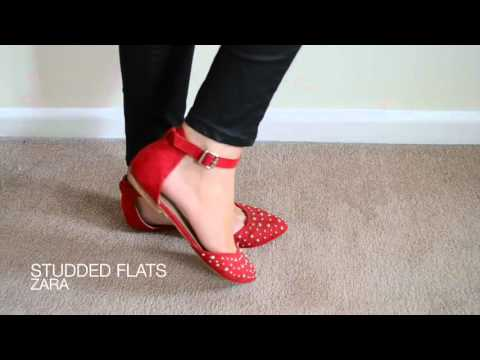 Flat Shoes Season Is Coming! AllhqFashion!---Fashion Trendy Leather Shoes Brand For Women.
