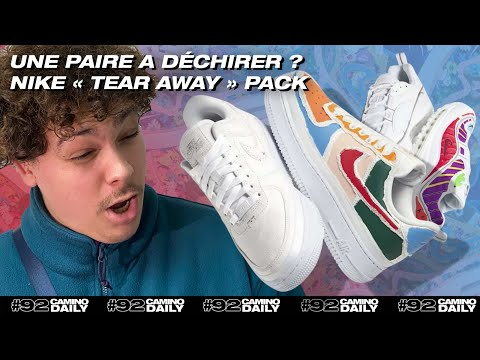 air force 1 dechire