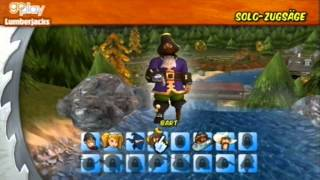 Let's Play Lumberjacks (Wii) 08/??