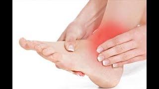 этот способ активизирует быстрое восстановление голеностопа после переломов и разрывов связок