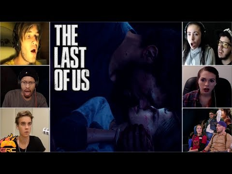 Gamers Reactions to Sarah's Death | The Last of Us