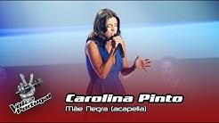 Carolina Pinto – Mãe Negra (acapella) | Prova Cega | The Voice Portugal