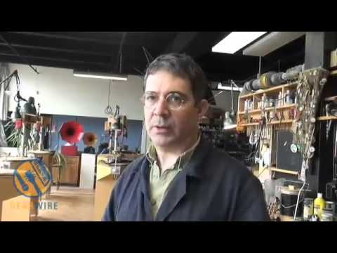 Specimen Products' Chicago School Of Guitar Making: Ian Schneller On Guitar Classes And Aerodynamic