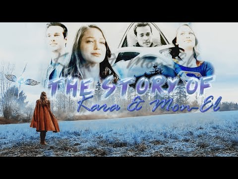 ❥ The Story of Kara & Mon-El  ◆ [ 2x01 - 2x22 ]◆