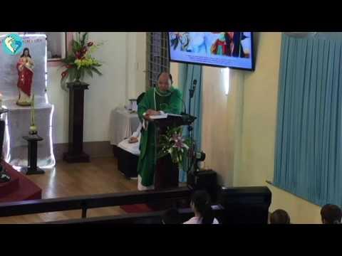 Bài giảng Lễ CN XIII TNC - Lm.Giuse Vũ Đức Phán (MF)