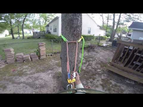 Friction saver tie in pole and retrieve