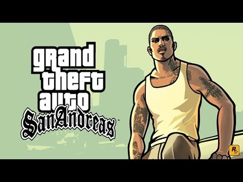 GTA San Andreas  Pelicula Completa Full Movie