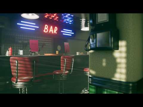 American Retro Cafe