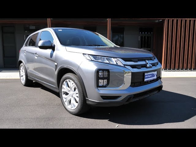 Take the new Mitsubishi ASX for a Zoom Test Drive