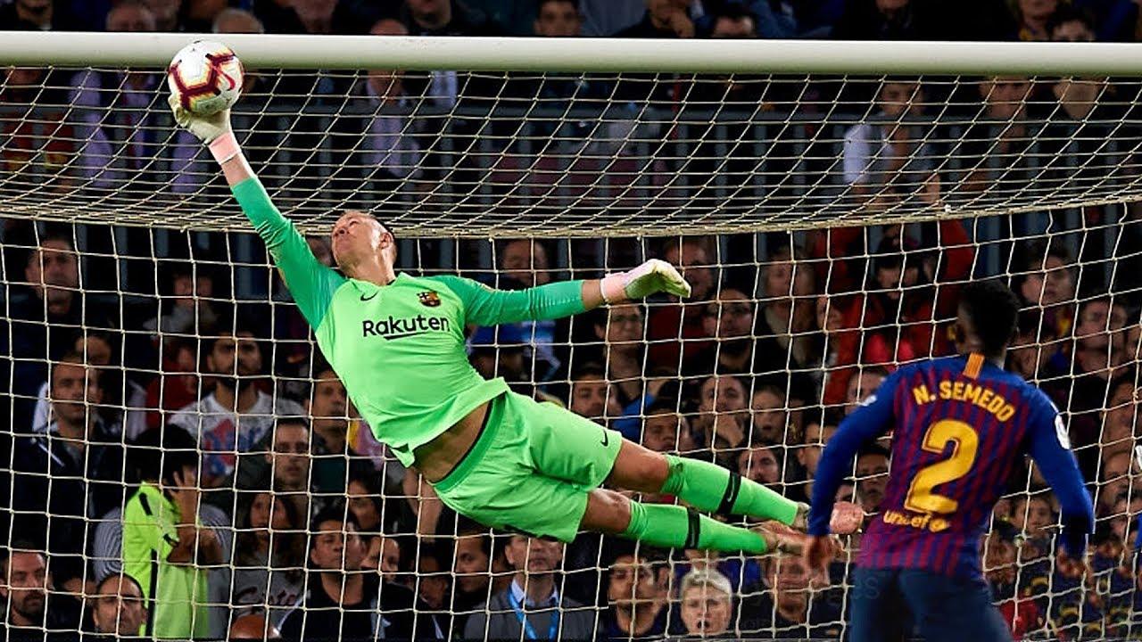 goalkeeper analysis