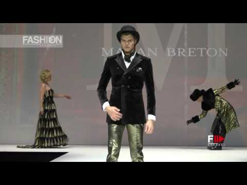 MALAN BRETON Fashion show New York Fall Winter 2017-18 - Fashion Channel