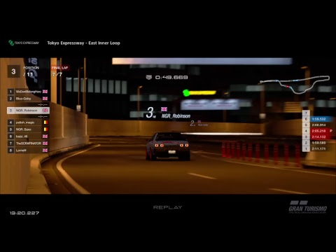 Gt Sport Nxt gen racing leagues Japanese beasts at tokyo expressway